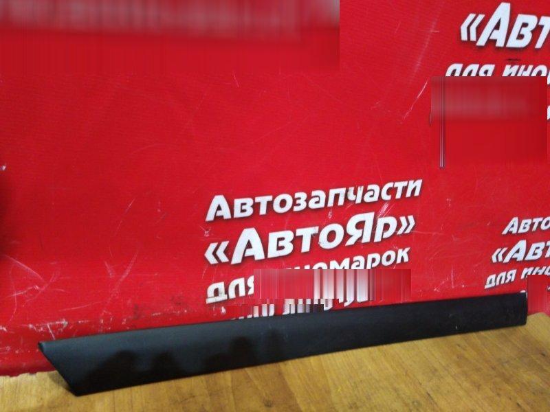 Молдинг Audi A4 передний левый на дверь переднюю левую с 98-02г., 8D0853953BGRU