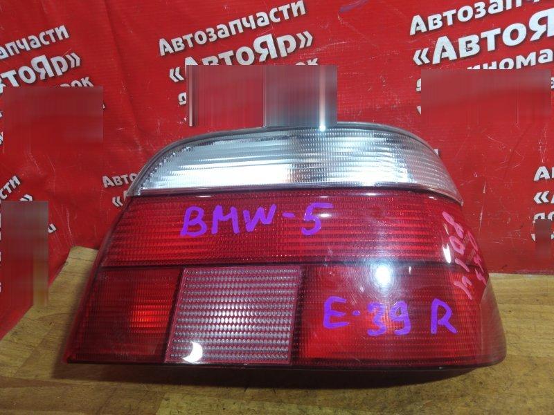 Стоп-сигнал Bmw 528I E39 задний правый 2000 год2 496 298/PMMA +ABS/2VP 007240-08