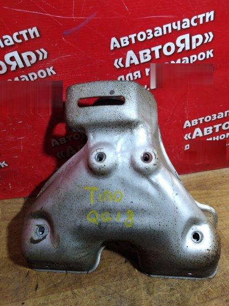 Коллектор выпускной Nissan Tino V10 QG18DE 2001