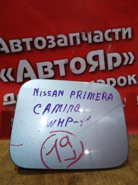 Лючок топливного бака Nissan Primera Camino WHP11 1998