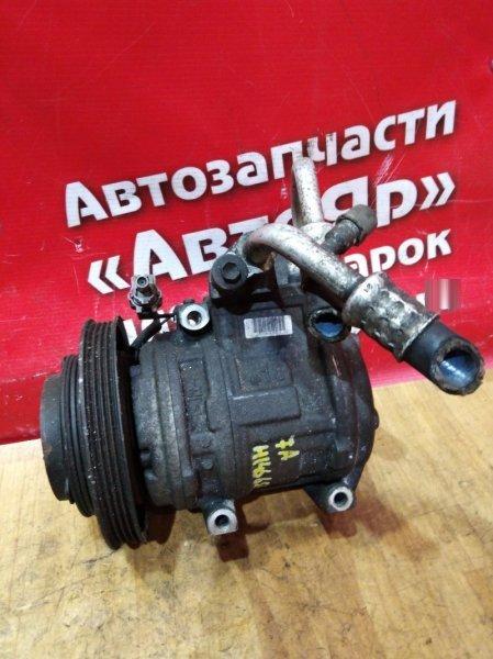 Компрессор кондиционера Toyota Sprinter AE115 7A-FE 447200-0806
