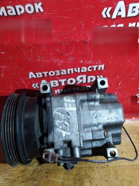 Компрессор кондиционера Mazda Capella Wagon GWEW FP-DE H12A0AA4RU