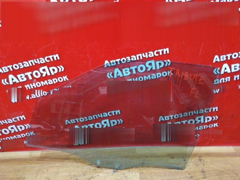 Стекло боковое Mazda Tribute EPFW AJ 2002 переднее левое