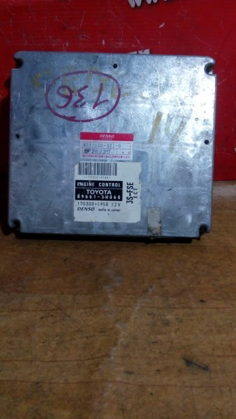 Блок управления efi Toyota Vista Ardeo SV50 3S-FSE 1999 89661-3H060