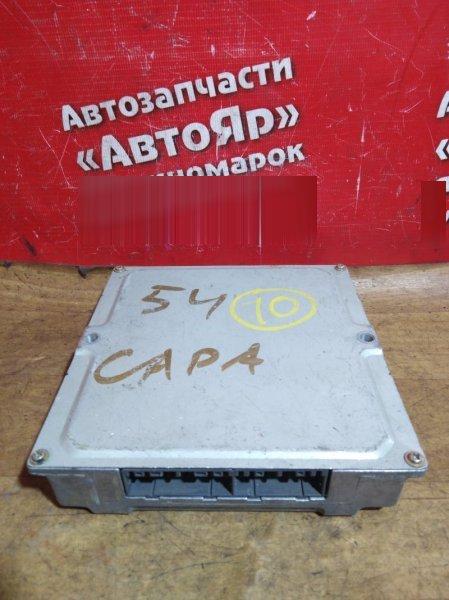 Блок управления efi Honda Capa GA4 D15B 1998 37820-PEJ-J01