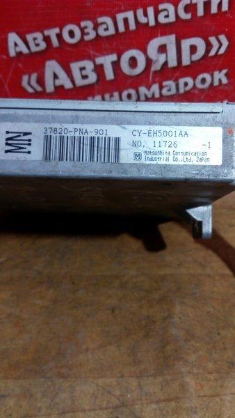Блок управления efi Honda Stream RN3 K20A 37820-PNA-901