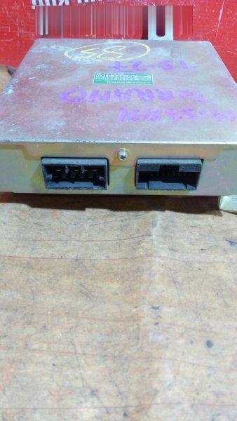 Блок управления efi Nissan Terrano D21 TD27 1992 23710-43G02