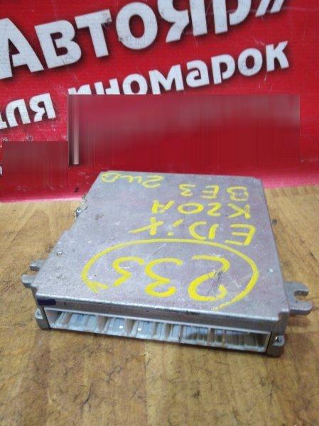 Блок управления efi Honda Edix BE3 K20A 2005 2WD, 37820-RJJ-902
