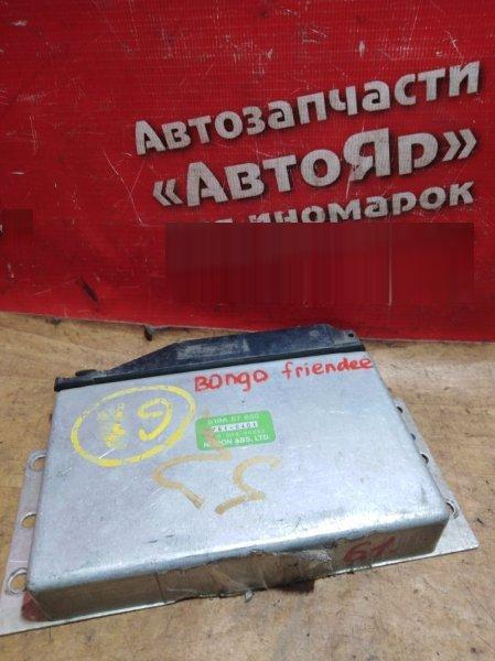 Блок управления abs Mazda Bongo Friendee SGLR WL 1998 S10A 67 650