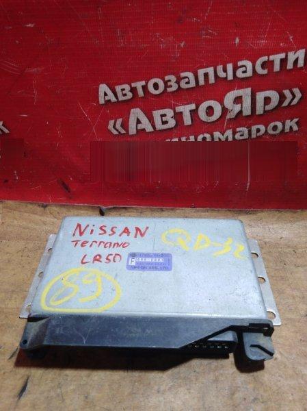 Блок управления abs Nissan Terrano LR50 QD32 1996 47850-1W-300
