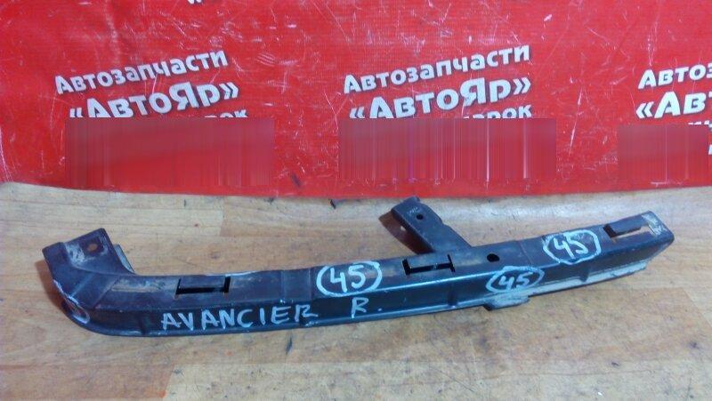 Планка под фары Honda Avancier TA2 F23A 2002 передняя правая под фарой