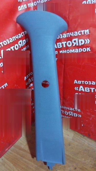 Накладка пластиковая в салон Daihatsu Terios J100G HC-EJ левая на среднюю стойку, верх