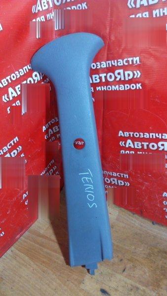 Накладка пластиковая в салон Daihatsu Terios J100G HC-EJ правая на среднюю стойку, верх