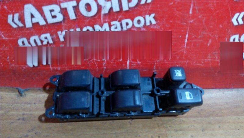 Блок управления стеклоподъемниками Toyota Ist NCP60 2NZ-FE