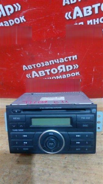 Магнитола Nissan Tiida C11 MR20DE 2006 28185-ED200