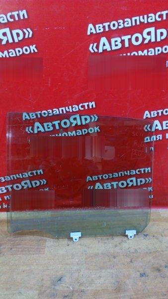 Стекло боковое Nissan Tiida Latio SC11 HR15DE 2005 заднее левое