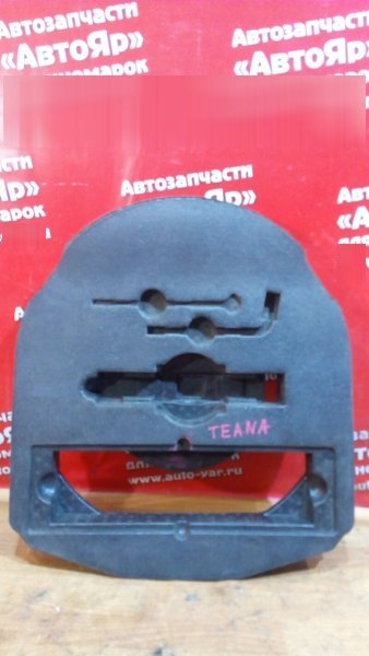 Обшивка багажника Nissan Teana J31 VQ23DE 84985 9Y000
