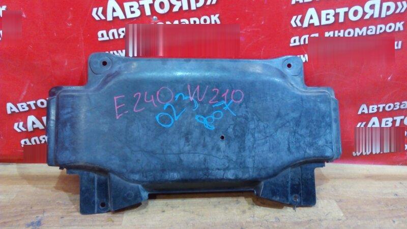 Защита двигателя Mercedes E240 W210 112.911
