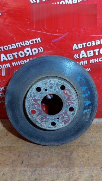 Диск тормозной Toyota Gaia ACM10G 1AZ-FSE 2002 передний правый