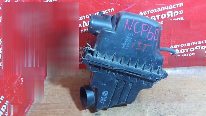 Корпус воздушного фильтра Toyota Ist NCP60 2NZ-FE