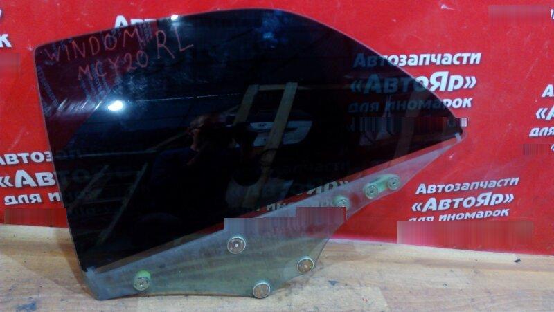 Стекло боковое Toyota Windom MCV20 1MZ-FE 1996 заднее левое