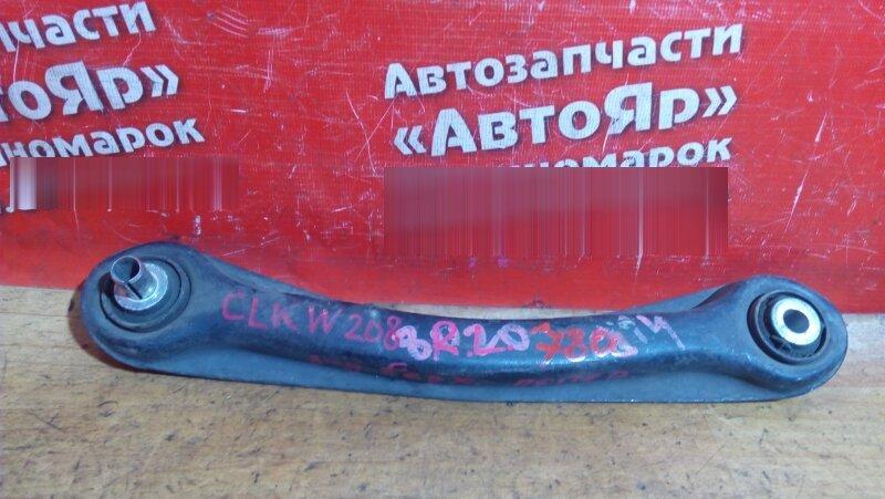 Рычаг Mercedes Clk200 W208 M111.945 1998 задний левый поперечная верхняя