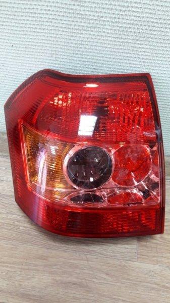 Стоп-сигнал Toyota Corolla Runx NZE121 1NZ-FE 02.апр задний левый