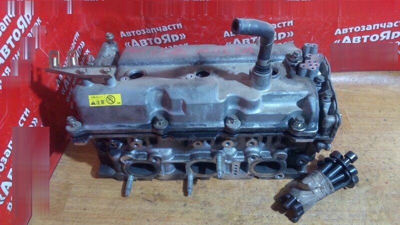 Головка блока цилиндров Nissan Gloria HY34 VQ30DD 2001 правая, с распредвалами