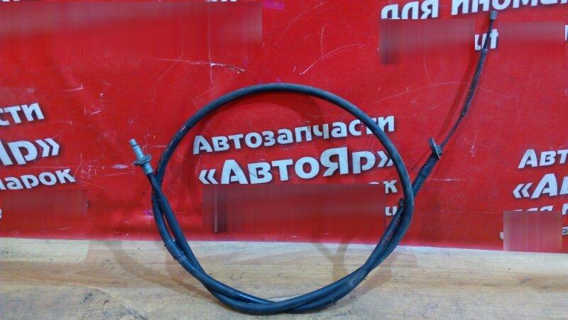 Тросик ручника Nissan Tiida Latio SNC11 HR15DE 2005 задний правый