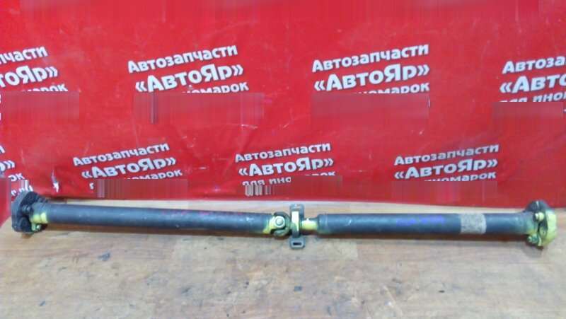 Карданный вал Mercedes Clk200 W208 M111.945 1998 2 части 1 подвесной