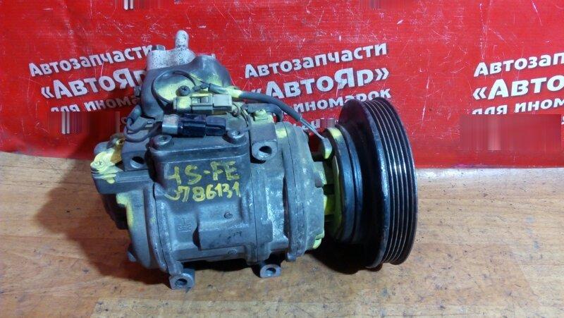 Компрессор кондиционера Toyota Carina ST190 4S-FE 147200-5900