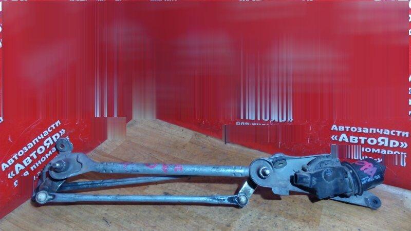 Механизм стеклоочистителя Toyota Opa ACT10 1AZ-FSE 2001 передний С МЕХАНИЗМОМ