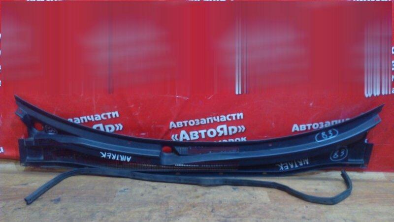 Жабо Mitsubishi Airtrek CU2W 4G63 2002 ПЛАСТИК 1 ЧАСТЬ