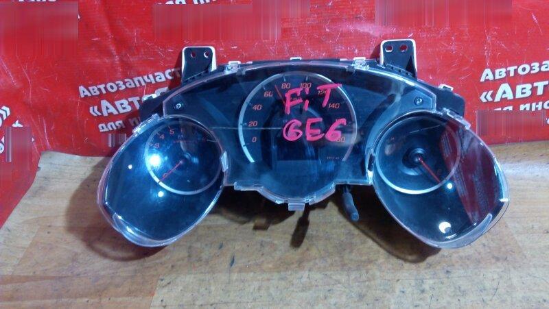 Комбинация приборов Honda Fit GE6 L13A 2003 HR 0375-002 / 78100-TFO-J215