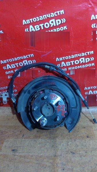 Ступица Toyota Vista SV50 3S-FE задняя правая диск, трос, датч ABS встроенный 5шп