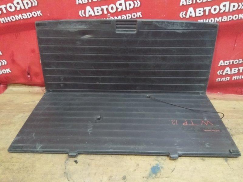 Полка багажника Nissan Primera WTP12 QR20DE 84905-AU100