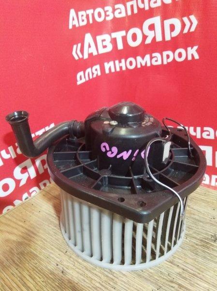 Вентилятор (мотор отопителя) Mitsubishi Dingo CQ2A 4G15 2000.02 894000-0112