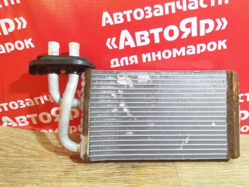 Радиатор печки Mitsubishi Dingo CQ2A 4G15 2000.02