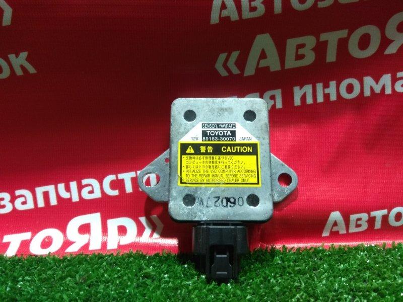 Датчик курсовой устойчивости Lexus Gs350 GRS191 2GR-FSE 2006.05 89183-30070