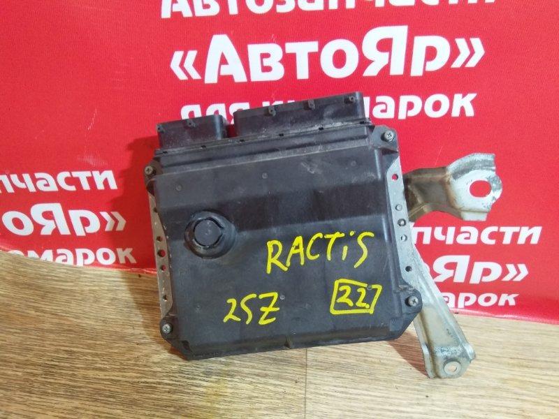 Блок управления efi Toyota Ractis SCP100 2SZ-FE 2005.11 89661-52D20