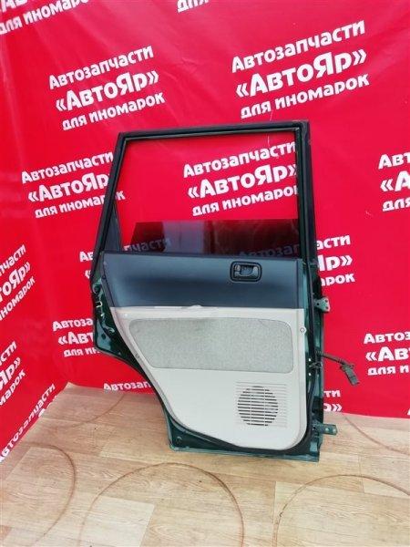 Стеклоподъемник Mitsubishi Dingo CQ2A 4G15 2000.02 задний левый