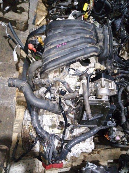 Коса двс Nissan Tiida C11 HR15DE 2004.12