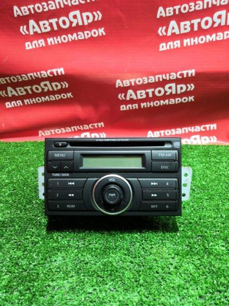 Магнитола Nissan Tiida C11 HR15DE 2004.12 28185-ed200, 2din
