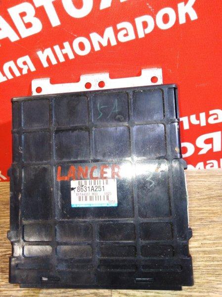 Блок управления efi Mitsubishi Lancer CS2W 4G15 2006.09 8631A251