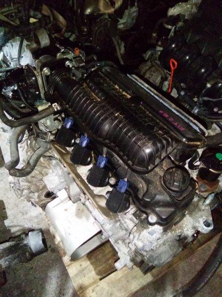 Двигатель Honda Fit GE6 L13A 2008 цена за ДВС без навесного, можно в разбор,поддон, ГБЦ, Блок