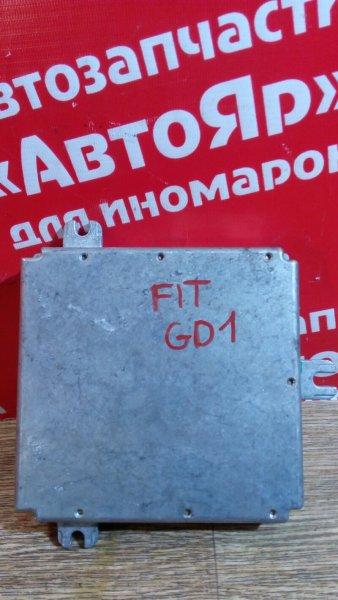 Блок управления efi Honda Fit GD1 L13A 2003 37820-PWA-952