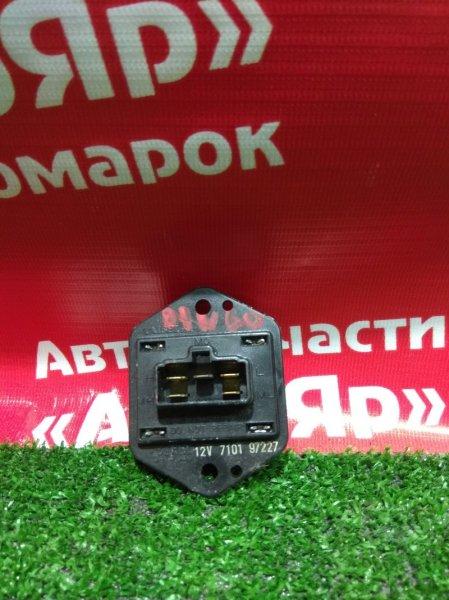 Реостат печки Mitsubishi Dingo CQ2A 4G15 2000.02 7101 97227
