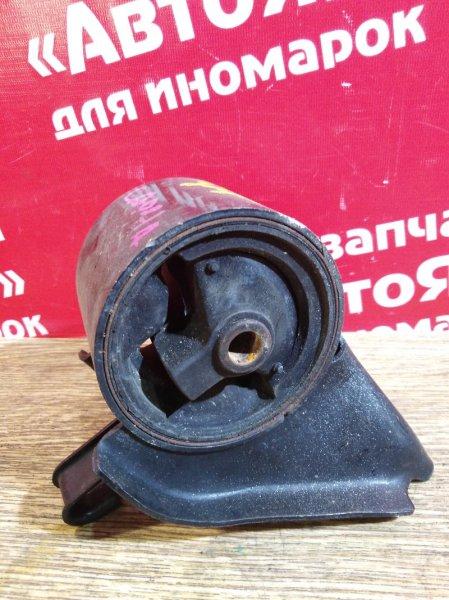 Подушка двигателя Mazda Capella GFEP FS-ZE 1997.10 задняя Трещины, надрыв.