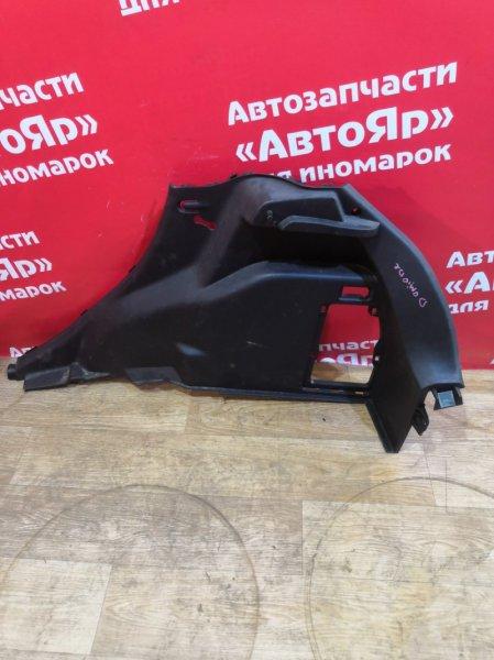 Обшивка багажника Mazda Demio DE3FS ZJ-VE 2008.06 задняя правая