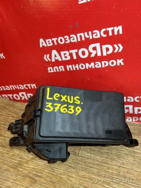 Блок предохранителей Lexus Gs350 GRS191 2GR-FSE 2006.05